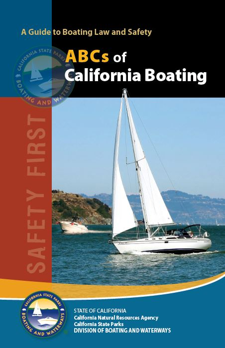 ABC's of Boating Book